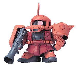 Gundam SD BB Model Kit: #231 MS-06S Zaku II