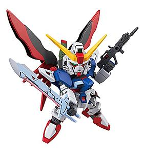 Gundam SD BB Model Kit: #009 GZMF-X42S Destiny Gundam