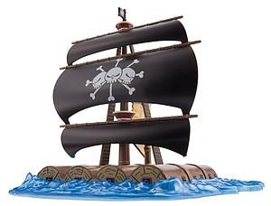 One Piece Grand Ship Collection Model Kit: Marshall D. Teach's Pirate Ship