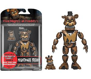 Five Nights at Freddy's Series 2: Nightmare Freddy