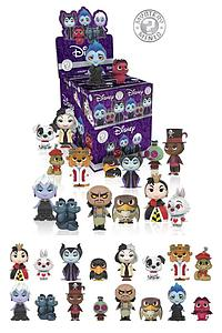 Mystery Minis Blind Box: Disney Villains (12 Packs)