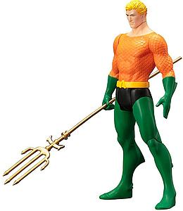 Super Powers ArtfFX+: Aquaman (Cancelled)