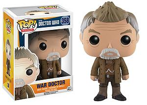 Pop! Television Doctor Who Vinyl Figure War Doctor #358