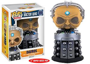 Pop! Television Doctor Who Vinyl Figure Davros #359