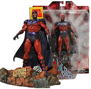 "Marvel Select 8"": Magneto"