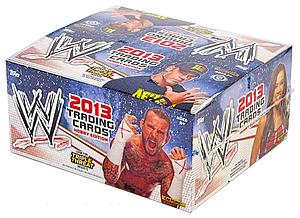 Topps WWE 2013 Triple Threat: Box