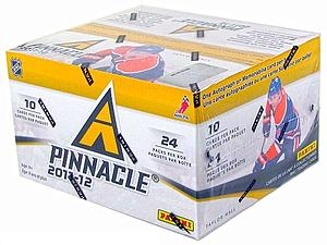 2011-12 Panini Pinnacle Retail Box