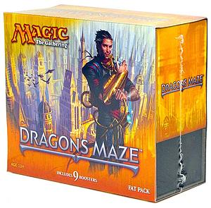 Magic the Gathering: Dragon's Maze - Fat Pack