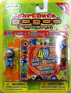 Gogo's Crazy Bones Series 3: 5-Pack