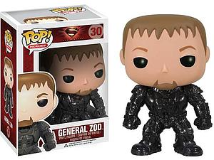 Pop! Heroes Man of Steel Vinyl Figure General Zod #30 (Retired)