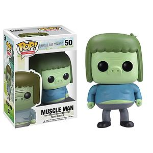 Pop! Television Regular Show Vinyl Figure Muscle Man #50 (Retired)