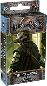 The Lord of the Rings: The Card Game - The Steward's Fear