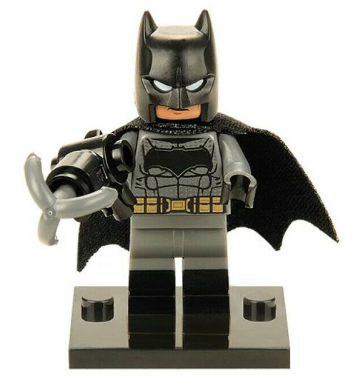 DC Comics SuperHeroes Minifigure: Batman (Dawn of Justice)