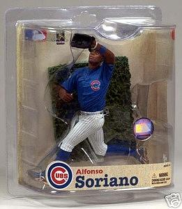 MLB Sportspicks Series 21: Alfonso Soriano (Chicago Cubs) Blue