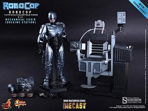 Robocop (1987) 1/6 Scale Figure Robocop (With Mechanical Chair)