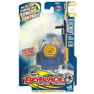 Beyblade B203 Rev-up Launcher (blue)
