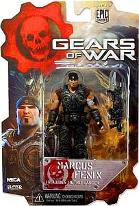 Gears of War 2 Inch: Marcus Fenix with Retro Lancer