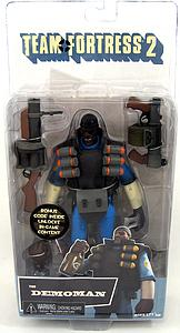 "Team Fortress 2 Deluxe 7"": The Demoman (Blue Edition)"