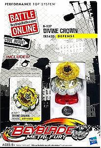 Beyblade B-137 Divine Crown