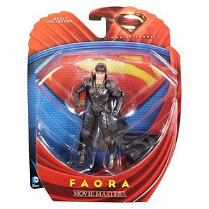 Mattel Man of Steel Movie Masters: Faora