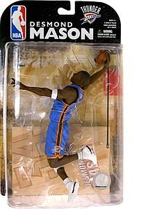NBA Sportspicks Series 16 Desmond Mason (Oklahoma City Thunder) [Chase]