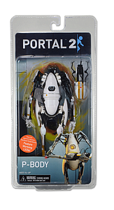"Portal 2 Limited Edition 7""s Series 1: P-Body"