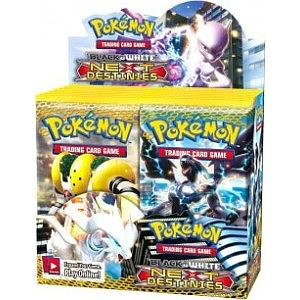 Pokemon Trading Card Game: Black & White Next Destinies Booster Box (36 Packs)