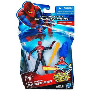 "The Amazing Spider-Man 3 3/4"" Action FIgure: Web Cannon Spider-Man"