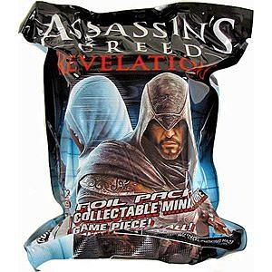 Heroclix Assassin's Creed Revelations Collectable Miniature Figures: Pack
