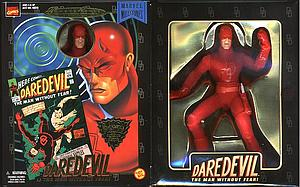 Toybiz Marvel Famous Covers Series Marvel Milestone Action Figure Daredevil