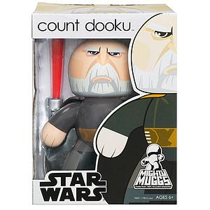 Star Wars Mighty Muggs Wave 5 Figure: Count Dooku