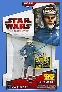 Star Wars The Clone Wars: Snowsuit Anakin (CW42)