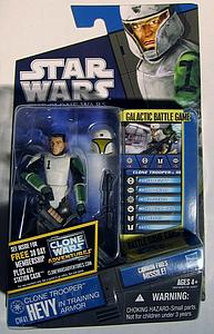 Star Wars The Clone Wars Clone Trooper Hevy #CW41