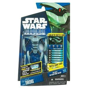 Star Wars The Clone Wars Aqua Droid CW46