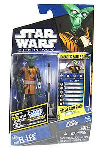 Star Wars The Clone Wars EL-LES CW47