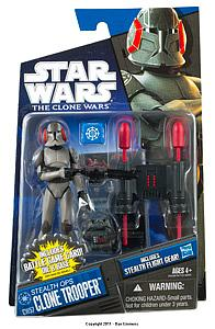 Star Wars The Clone Wars: Stealth Ops Clone Trooper (CW57)
