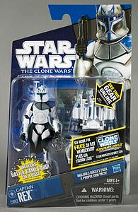 Star Wars The Clone Wars Captain Rex CW62