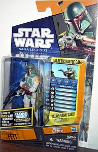 "Star Wars Saga Legends 4"": Boba Fett SL30 (US Packaging)"