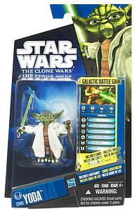 Star Wars The Clone Wars: Yoda (CW05)