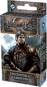 The Lord of the Rings: The Card Game - Encounter at Amon Din