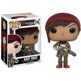 Pop! Games Gears of War Vinyl Figure Kait Diaz #115