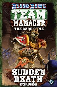 Blood Bowl: Team Manager - The Card Game - Sudden Death