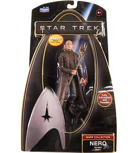 "Playmates Star Trek Movie 6"": Nero"