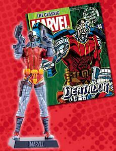 Classic Marvel Figurine Collection Issue #83: Deathlok