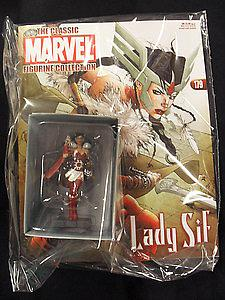 Classic Marvel Figurine Collection Issue #179: Lady Sif