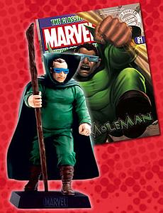 Classic Marvel Figurine Collection Issue #81: Mole Man