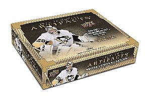 2013-14 NHL Upper Deck Artifacts Hobby Box
