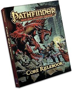 Pathfinder Roleplaying Game: Core Rulebook