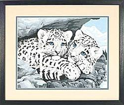 Snow Leopard Cubs (91079)