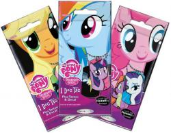 My Little Pony Friendship is Magic Dog Tags: Gravity Feed Box
